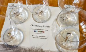 Scarbourgh Wine in Hunter Valley Australia, Chardonnnay Lovers Tasting