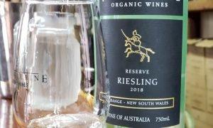 Tamburlaine Organic Wines, 2018 Riesling