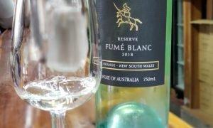 Tamburlaine Organic Wines, 2018 Fume Blanc