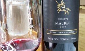 Tamburlaine Organic Wines, 2018 Malbec