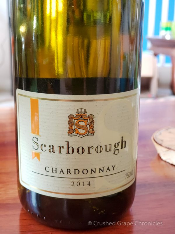 Scarborough 2014 Yellow label Chardonnay from the Hunter Valley NSW Australia