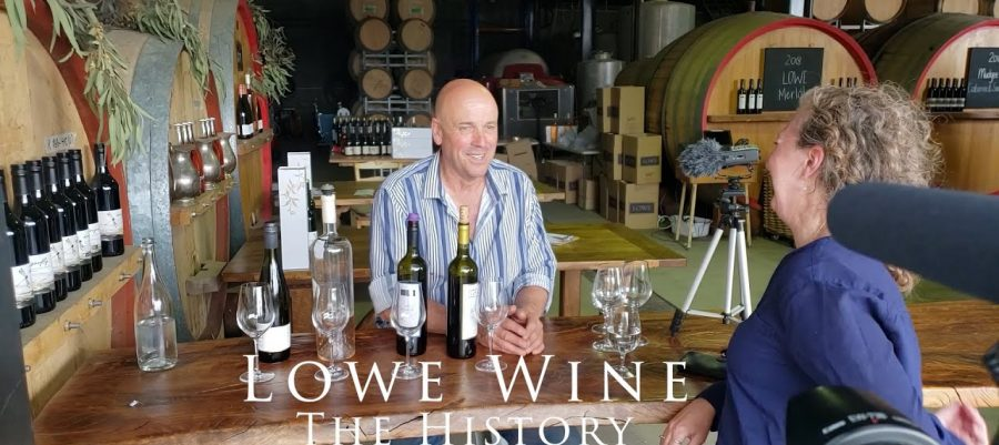 Lowe Wines - a brief history with David Lowe