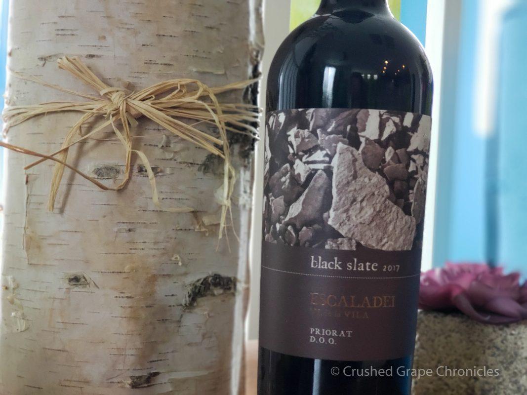 Steak Romanesco and Black Slate 6875