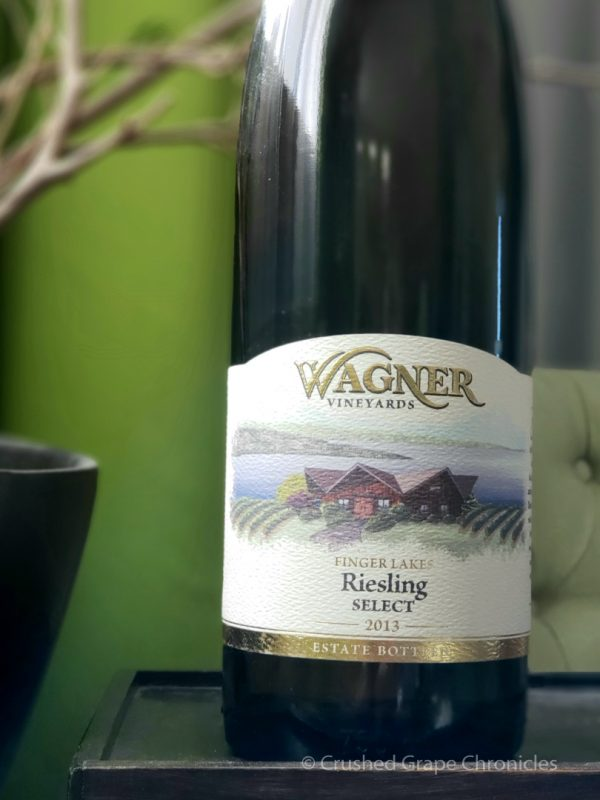 Wagner 2013 Select Finger Lakes Riesling