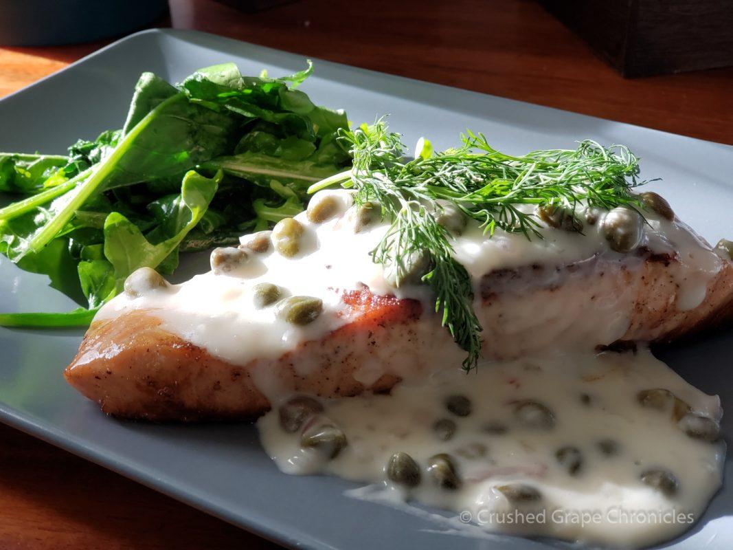 Alsatian Salmon