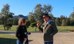 Rod Windrim Vigneron, Krinklewood Biodynamic Vineyard NSW Australia