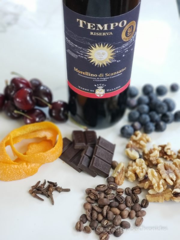 Terre di Talamo Morellino di Scansano  Tempo Riserva 2015 a Sangiovese based wine from Tuscany