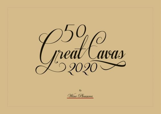 50 Great Cavas 2020 by Wine Pleasures