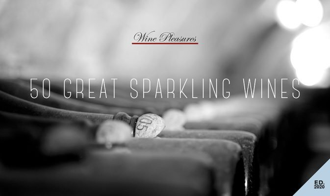 50 Great Sparkling Wines 2020 courtesy Wine Pleasures
