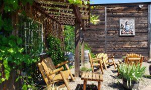 Girardet Tasting Room in Umpqua Valley in Southern Oregon