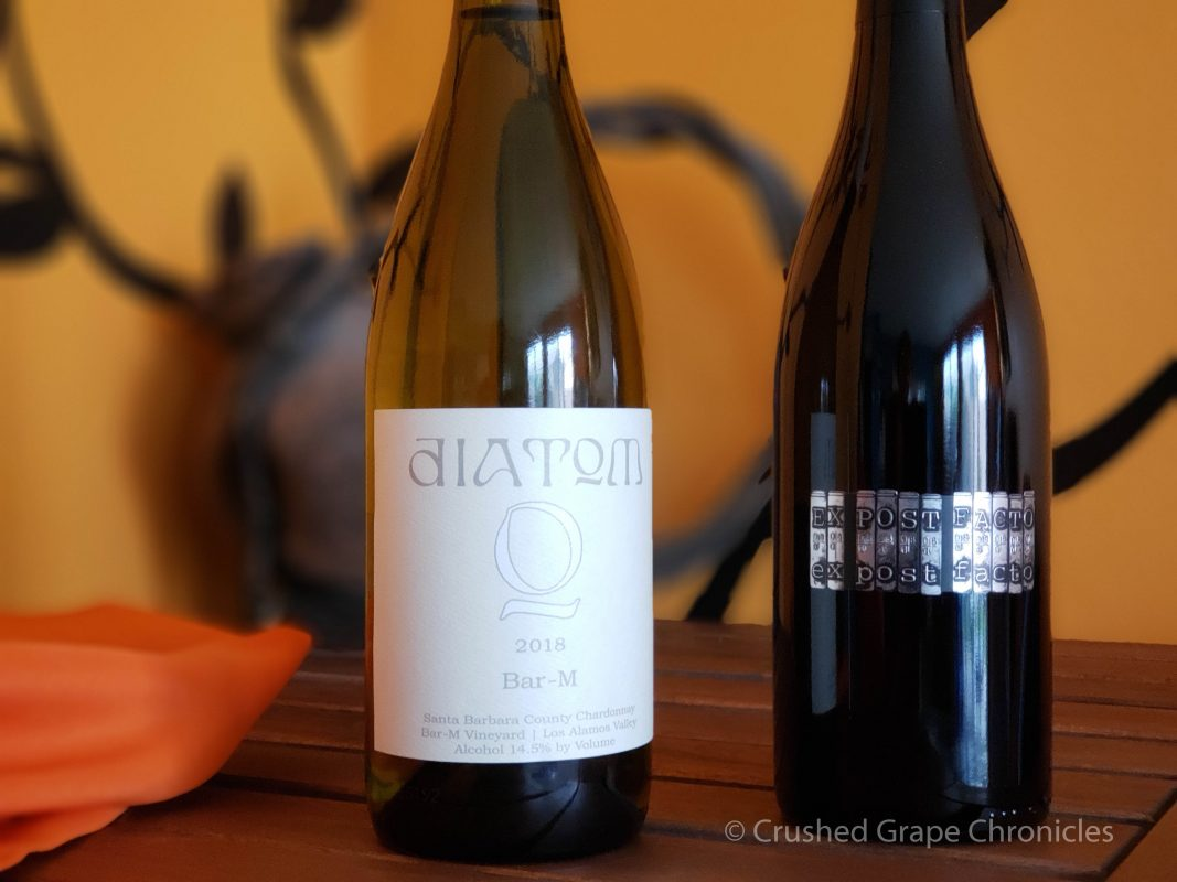 Diatom & Ex Post Facto Wines by Greg Brewer with pour in the Alley Event