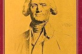 Thomas Jefferson, fan of Saint-Hilaire Blanquette de Limoux, image courtesy of Jack Poust Co