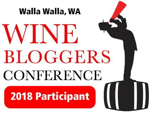 Wine Blogger Conference 2018 badge