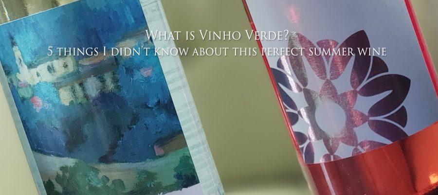 what is Vinho Verde?