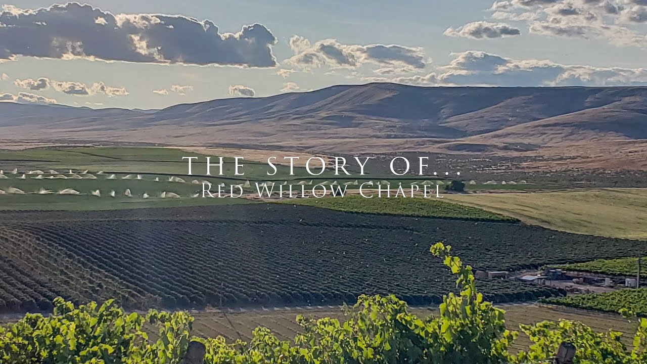 The story of the iconic Red Willow Vineyard Chapel