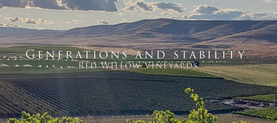 Generations and stability at Red Willow Vineyard