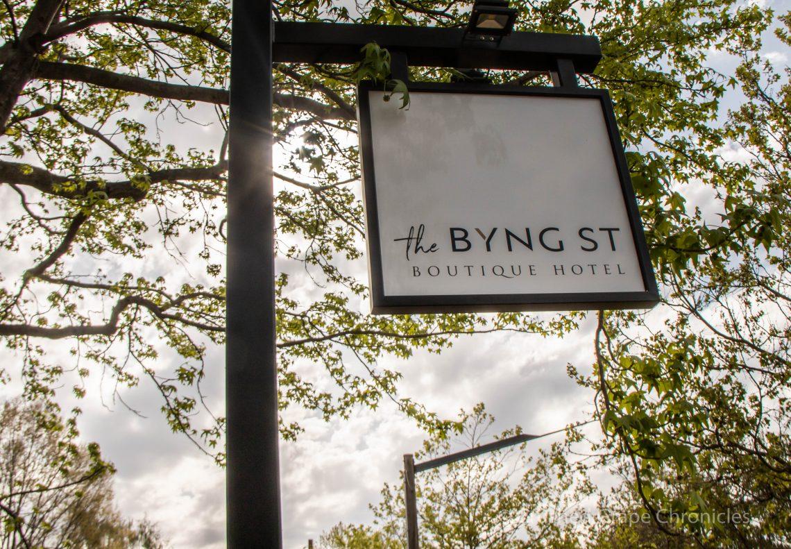 the Byng Street Boutique Hotel, Orange NSW Australia