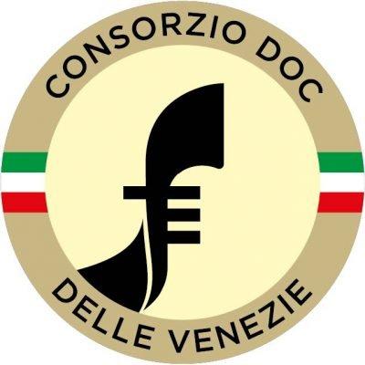 Logo of the Corsorzio DOC Delle Venezie