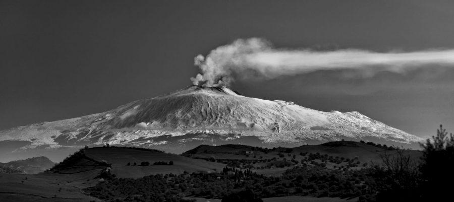 Mount Etna in Sicily photo credit rosdemora Adobe stock