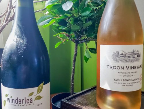 Oregon Wine Board Tasting with Troon & Winderlea
