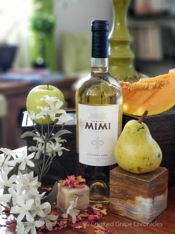 Castel Mimi Feteasca Alba with flavor profile