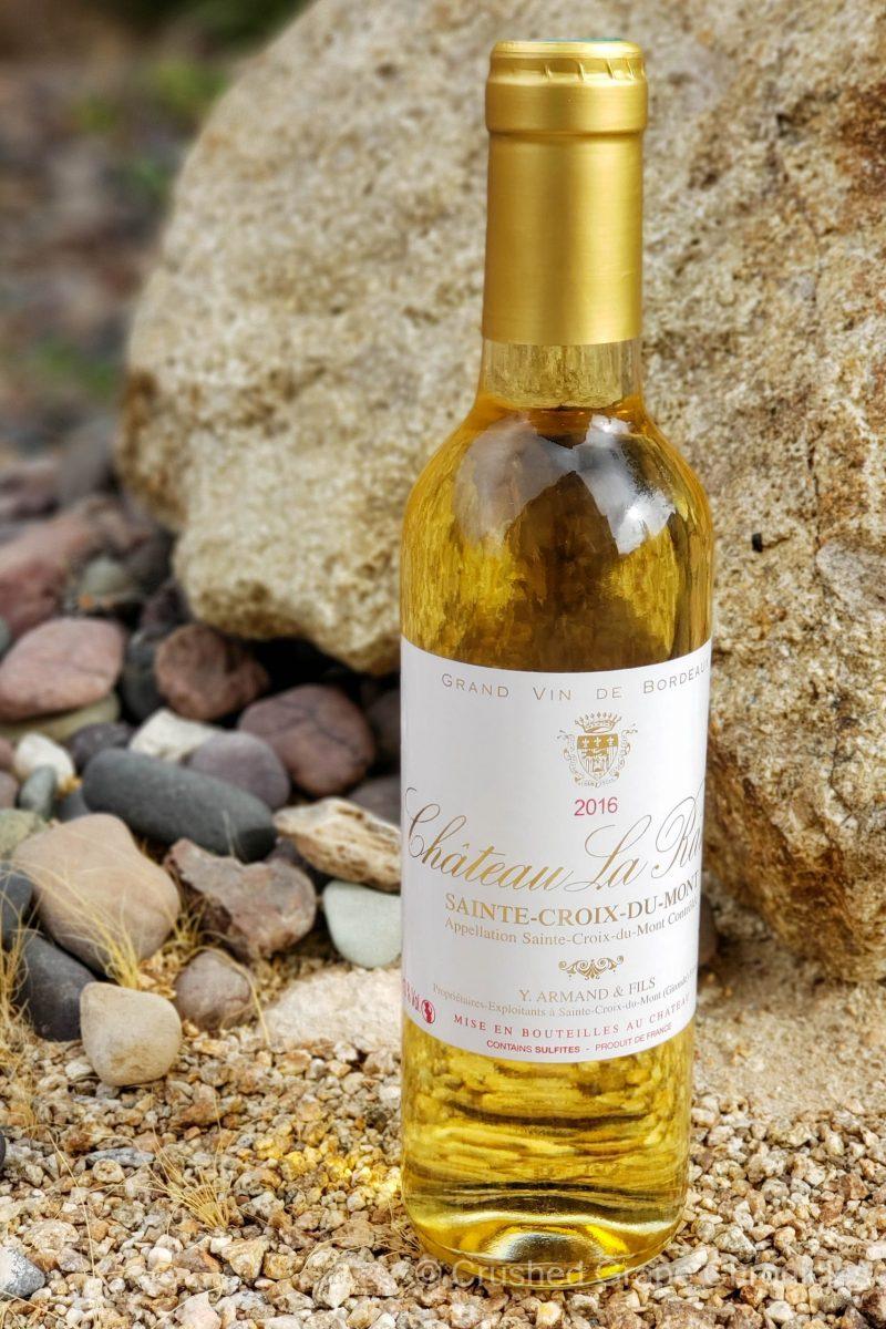 Chateau La Rame Sainte-Croix-du-Mont 2016 - Sweet Bordeaux