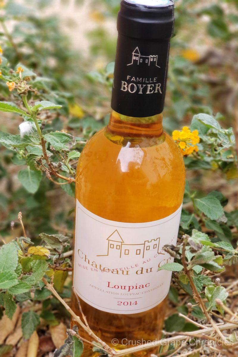 Château du Cros Loupiac 2014 - Sweet Bordeaux