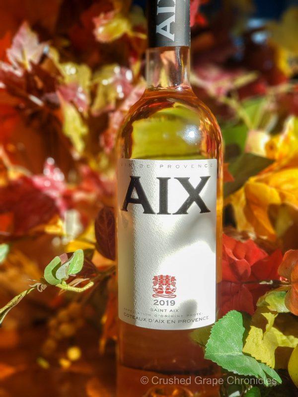 Aix Rosé from Provençe