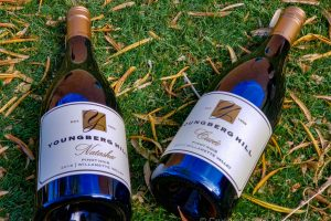 Youngberg Hill Pinot Noirs