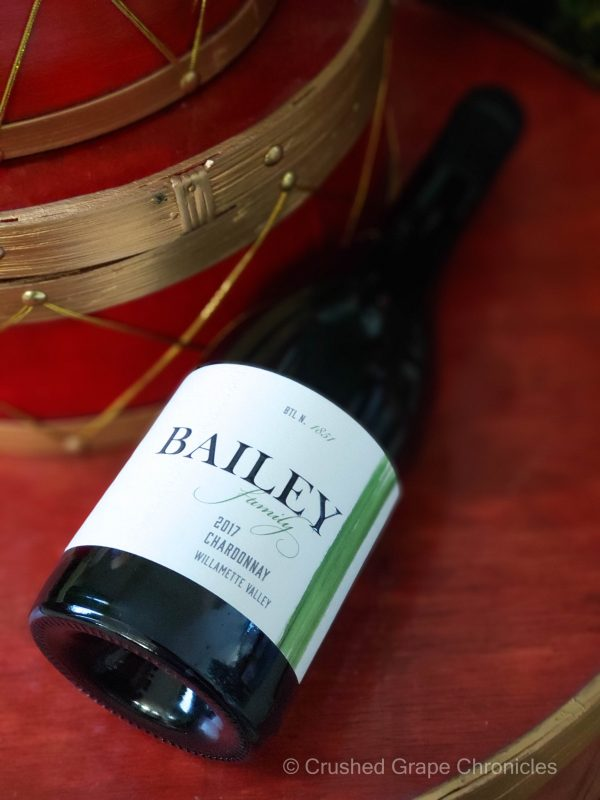 Bailey Family Wines 2017 Chardonnay
