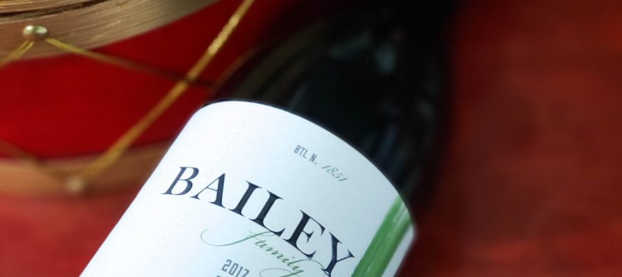 Bailey Family Wines 2017 Chardonnay
