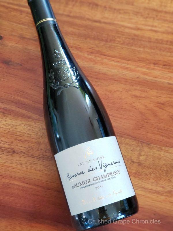 Val de Loire 2017 Reserves des Vignerons Saumur Champigny