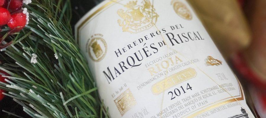 Herederos del Marqués de Riscal El Ciego (Alava) Rioja 2014 Reserva