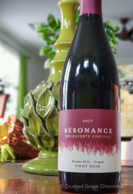 Résonance – Découverte Vineyard 2017 Pinot Noir