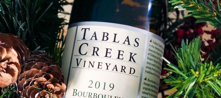 Tablas Creek 2019 Bourboulenc