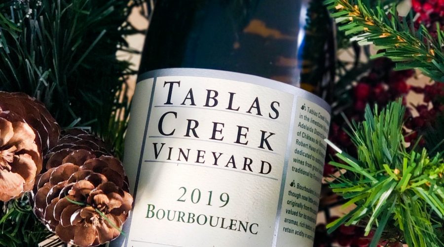 Tablas Creek 2019 Bourboulenc