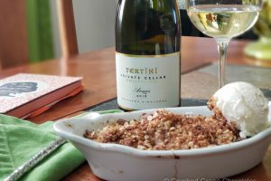 Tertini Private Cellar Collection Arneis with peach crisp