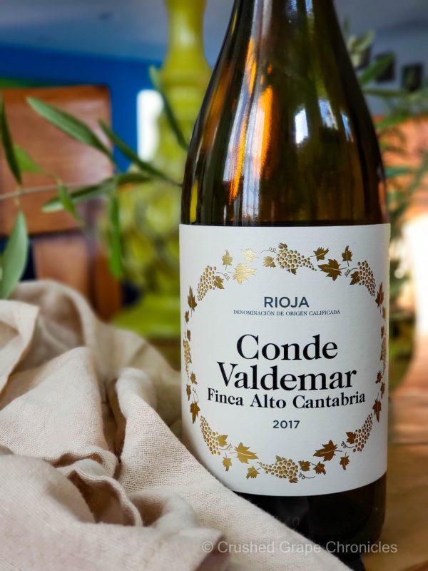Finca Alto Cantabria Viura 2017 from Conde Valdemar