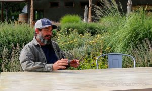James Mantone Owner and Winemaker at Syncline Winery