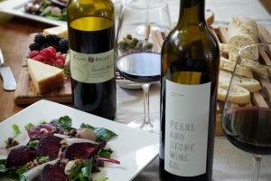 Yakima Valley Wines from Eight Bells and Pearl and Stone Co. with Pairings