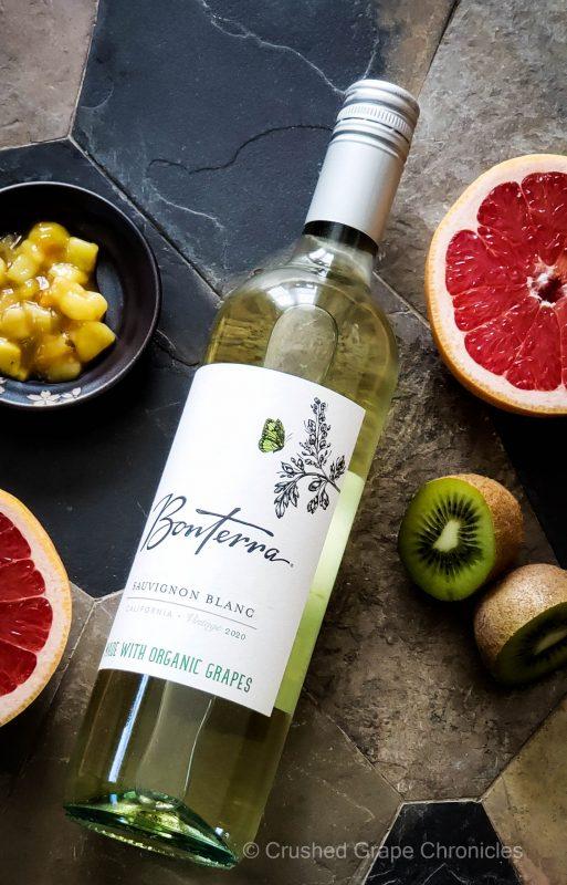 Bonterra 2020 Organic Sauvignon Blanc