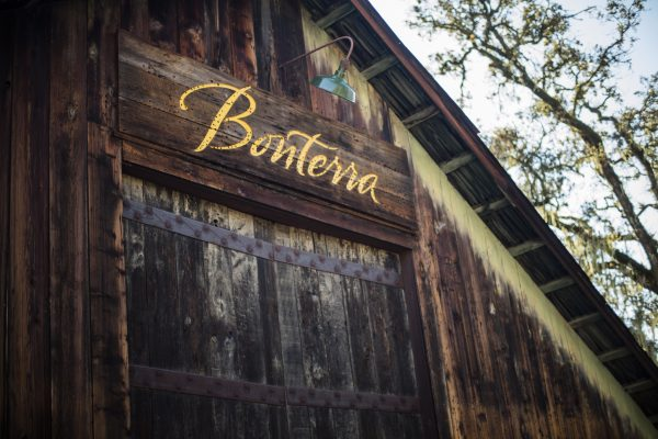 Bonterra Barn - their 3 ranches Blue Heron, McNab and Butler are Biodynamically certified