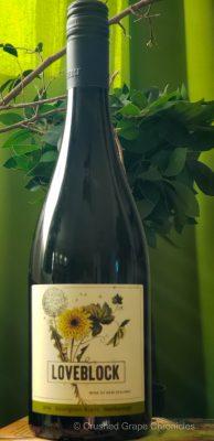 LoveBlock 2019 Sauvignon Blanc Marlborough NZ