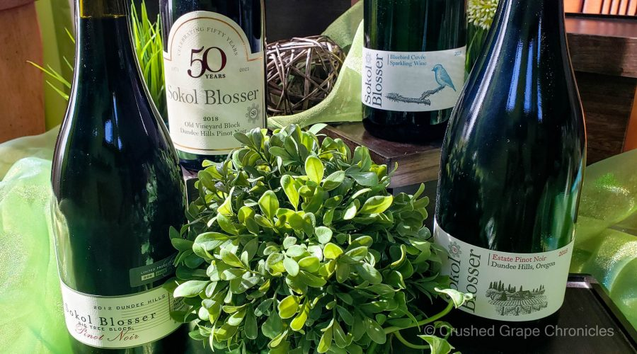 Wines from Sokol Blosser to celebrate 50 years in the Willamette Valley
