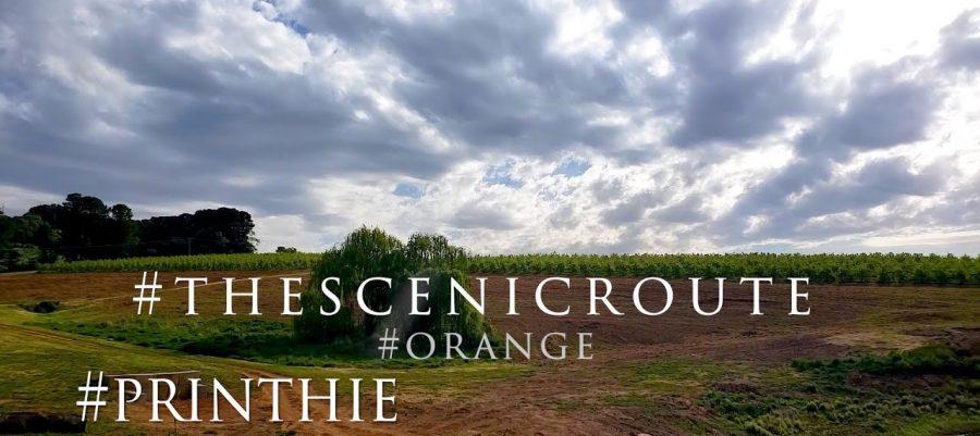 The Scenic Route Orange NSW Printhie Wines
