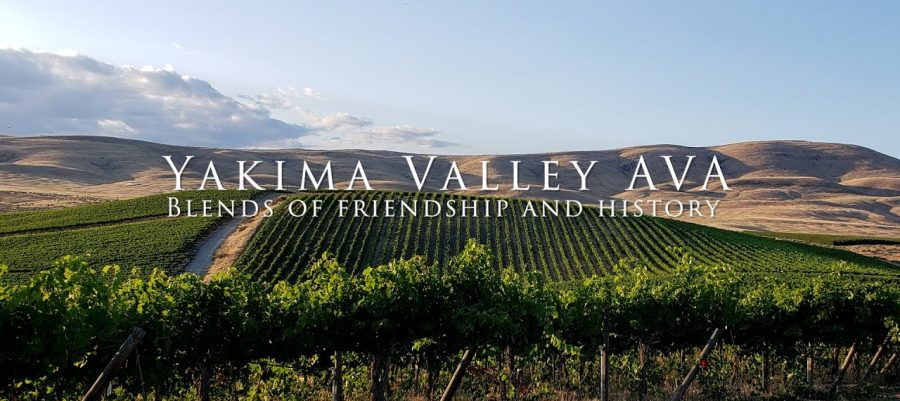 Yakima Valley AVA – Blends of friendship, from Eight Bells Winery and Pearl and Stone Wine Co.