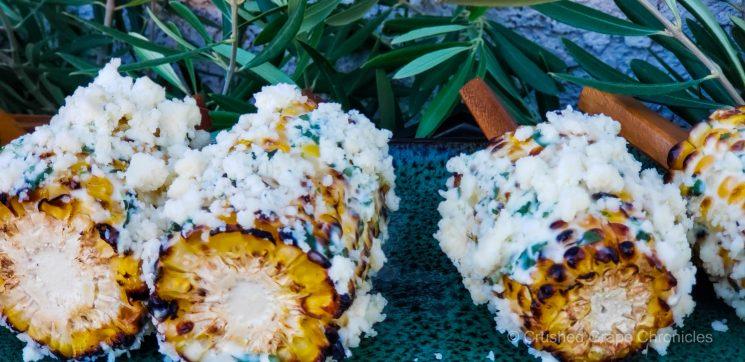 Mini Mexican Street Corn