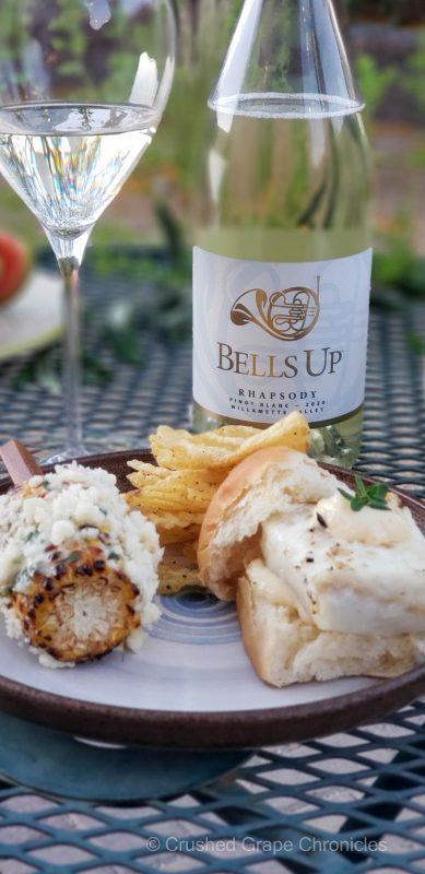Bells Up 2020 Rhapsody Pinot Blanc