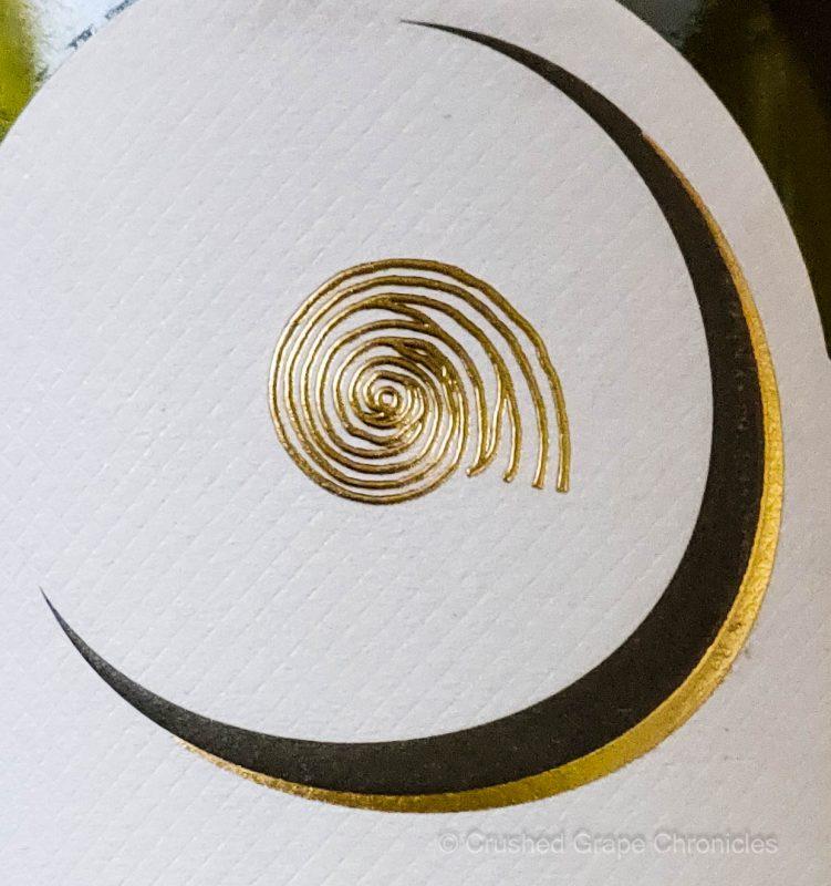 Domaine Jean-Marc Brocard ammonite symbol on label