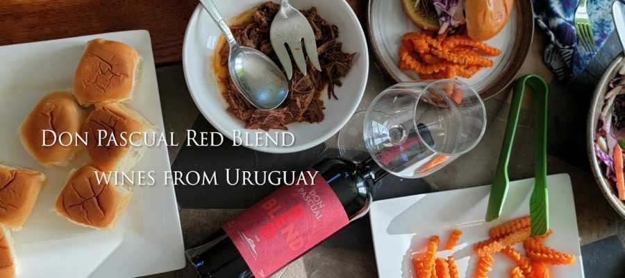 Don Pascual Red Blend 2018
